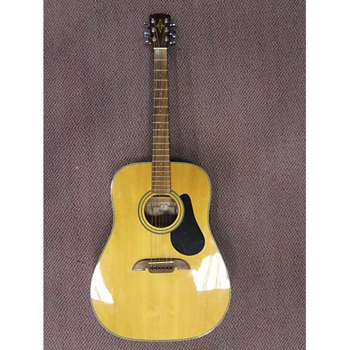 Alvarez RD9VPNAT Acoustic Guitar