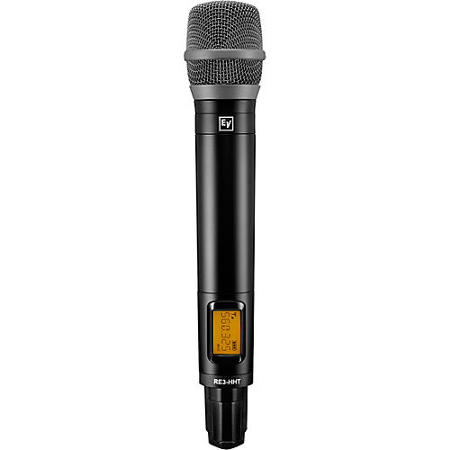 Electro-Voice RE3-HHT520 Handheld Wireless Mic With RE520 Head