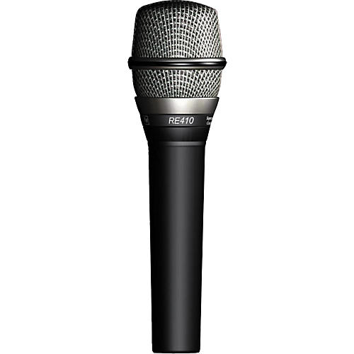 Electro-Voice RE410 Handheld Condenser Cardioid Vocal Microphone