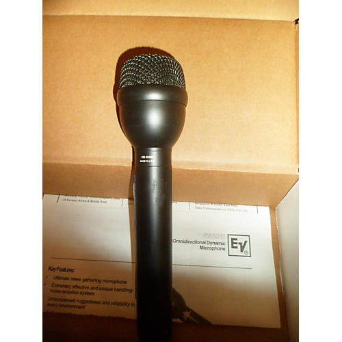 Electro-Voice RE50/B Dynamic Microphone