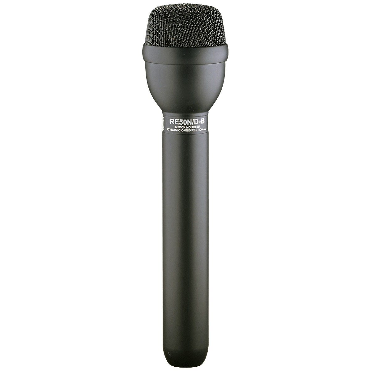 Electro-Voice RE50N/D-B High Output Dynamic Interview Microphone