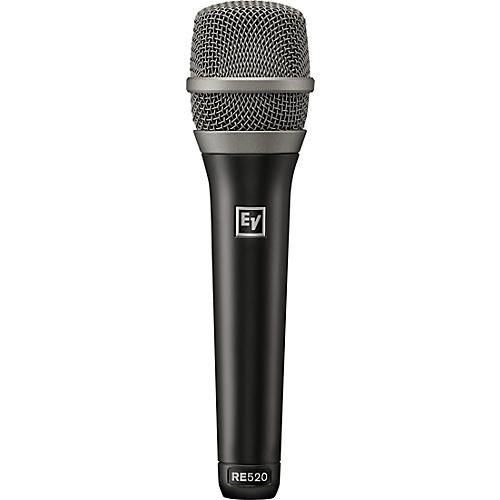 Electro-Voice RE520 Condenser Supercardioid Vocal Microphone