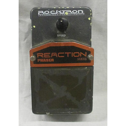 Rocktron REACTION PHASER Effect Pedal