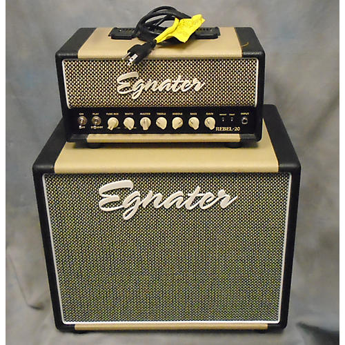 Egnater REBEL 20 MINI STACK Guitar Stack