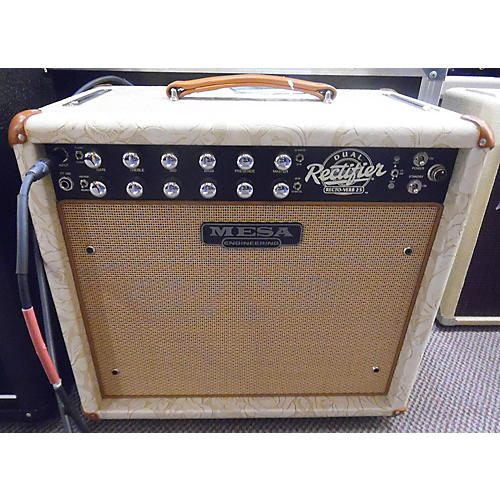 used mesa boogie rectoverb dual rectifier 1x12 25w tube guitar combo amp guitar center. Black Bedroom Furniture Sets. Home Design Ideas