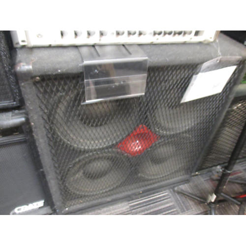 Carvin RED EYE Bass Cabinet