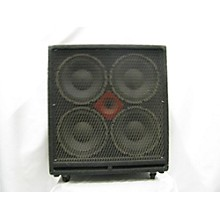 Carvin RED EYE RL410T 4X10 600W Bass Cabinet