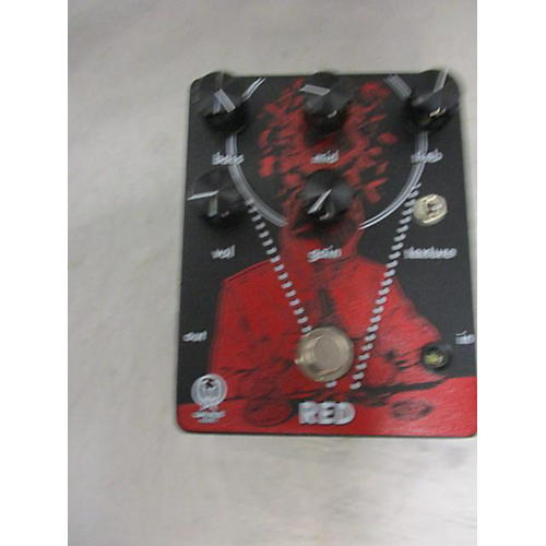 Walrus Audio RED Effect Pedal