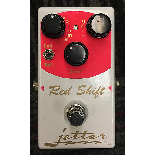 Jetter Gear RED SHIFT Effect Pedal