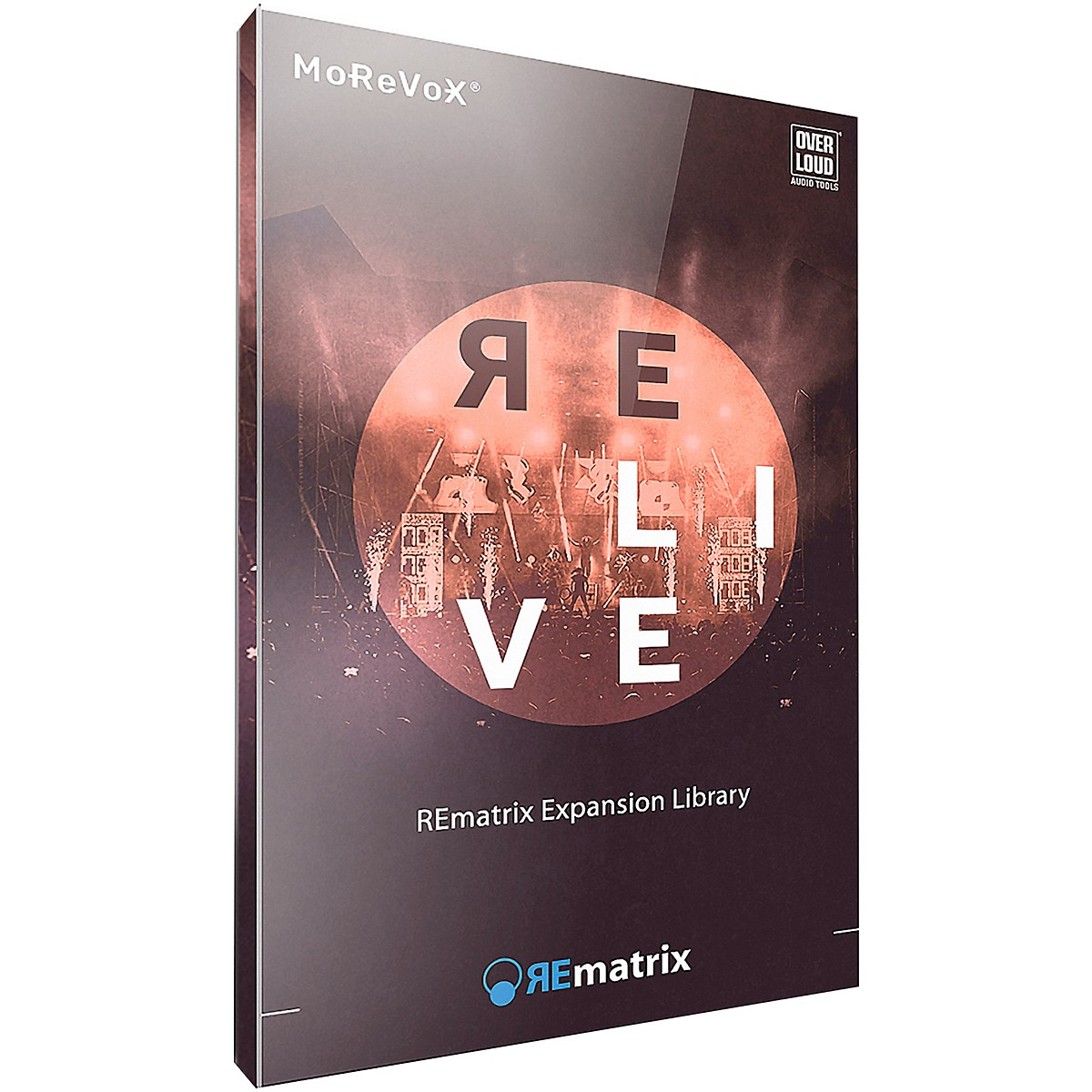 Overloud RELIVE - Live Venues IR Library for REmatrix (Download)