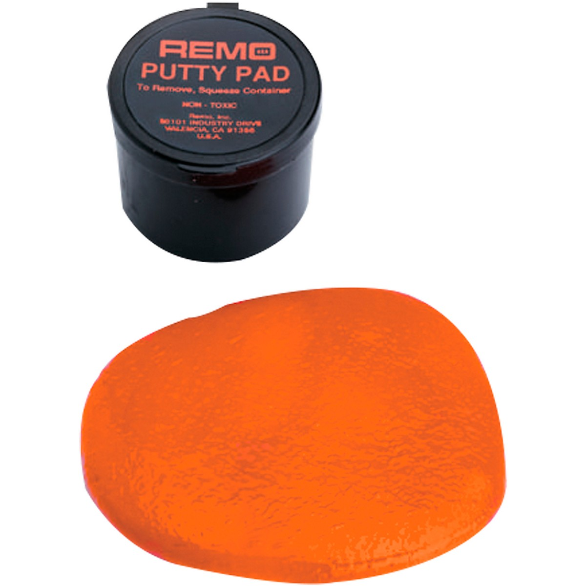 Remo REMO RT1001-52 PUTTY PRACTICE PAD