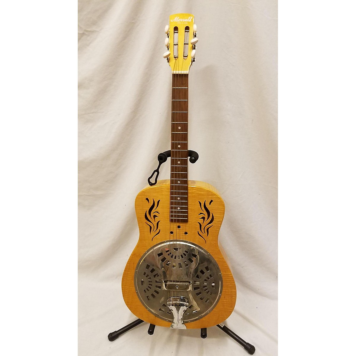 Morrell Music RESONATOR Acoustic Guitar
