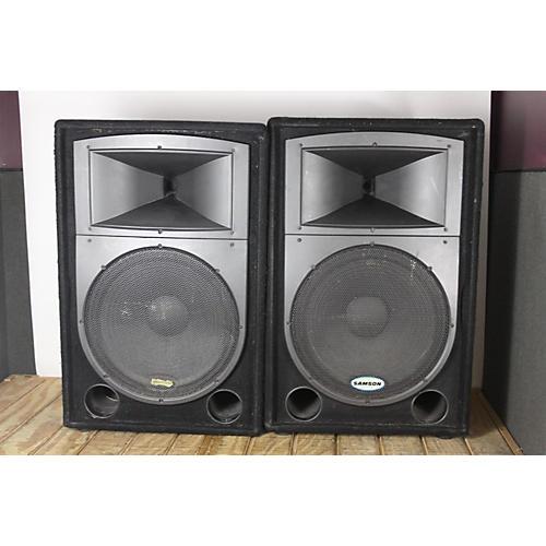 Samson RESOUND RS15 PAIR Unpowered Speaker