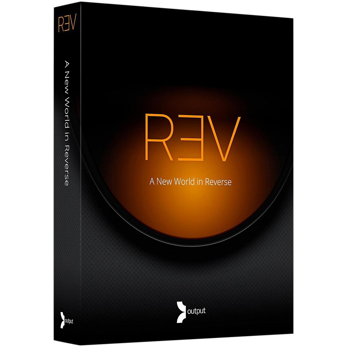 Output REV Kontakt 5 Virtual Instrument