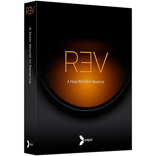 Output REV Kontakt 5 Virtual Instrument