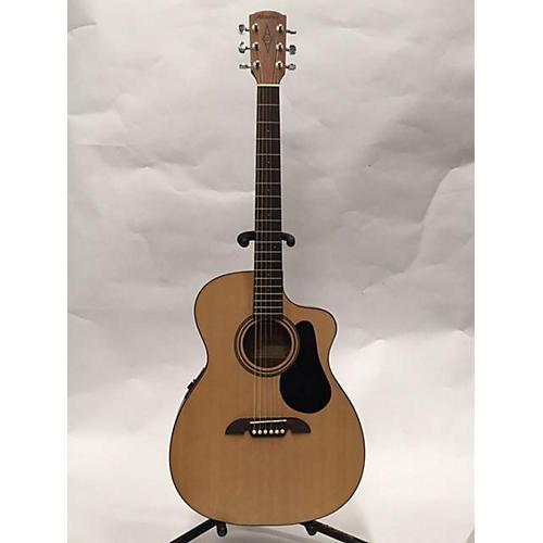 Alvarez RF12CE Regent Series Folk/OOO Acoustic Electric Guitar