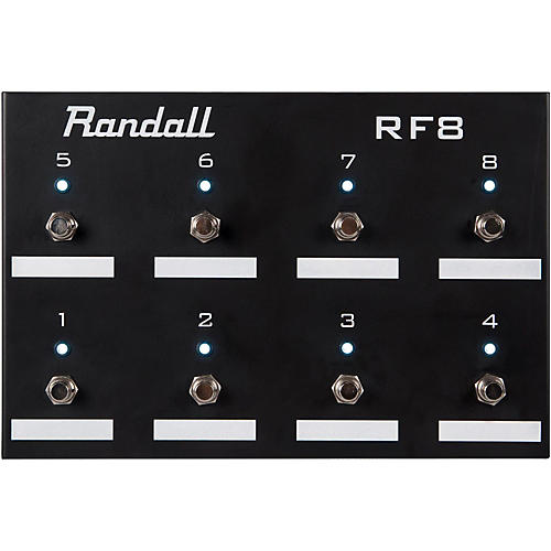 Randall RF8 Guitar Footswitch