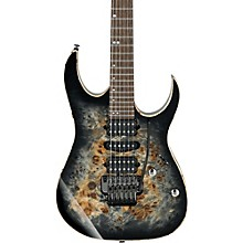 Ibanez RG Premium RG1070PBZ Electric Guitar Level 1 Charcoal Black