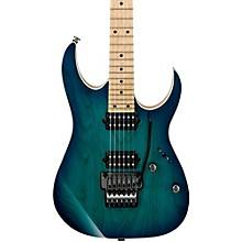 RG Prestige Series RG652AHM Electric Guitar Level 2 Nebula Green Burst 190839536464