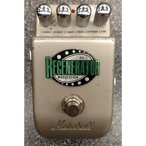 Marshall RG1 Regenerator Digital Modulation Effect Pedal