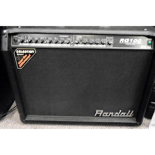Randall RG100 G3 Plus Tube Guitar Combo Amp