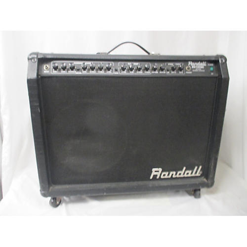 used randall rg100sc 2x12 100w guitar combo amp guitar center. Black Bedroom Furniture Sets. Home Design Ideas