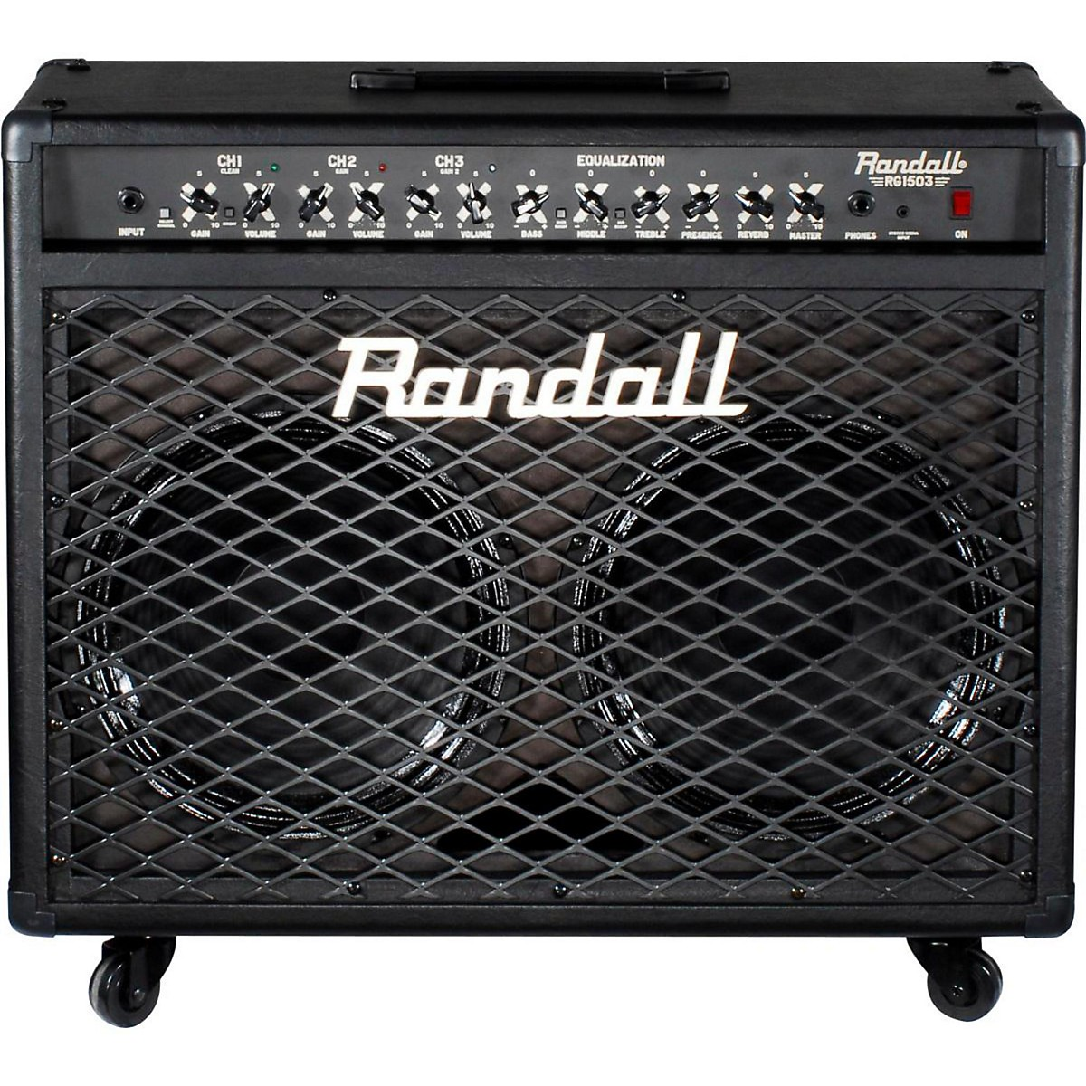 Randall RG1503-212 150W Solid State Guitar Combo