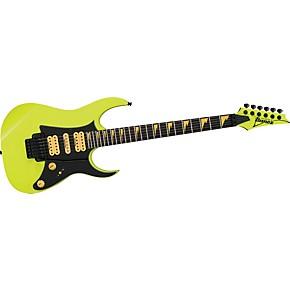 ibanez rg1xxv 25th anniversary premium electric guitar fluorescent yellow guitar center. Black Bedroom Furniture Sets. Home Design Ideas