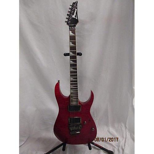 Ibanez RG320 DXQM Solid Body Electric Guitar