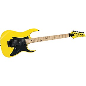 Ibanez RG350M Electric Guitar Yellow | Guitar Center
