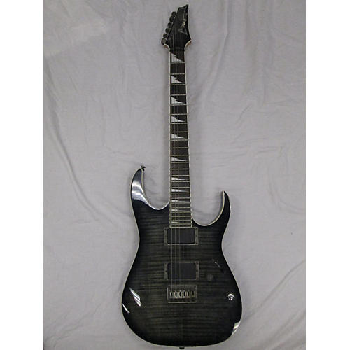 used ibanez rg3exfm1 solid body electric guitar rustic burst guitar center. Black Bedroom Furniture Sets. Home Design Ideas