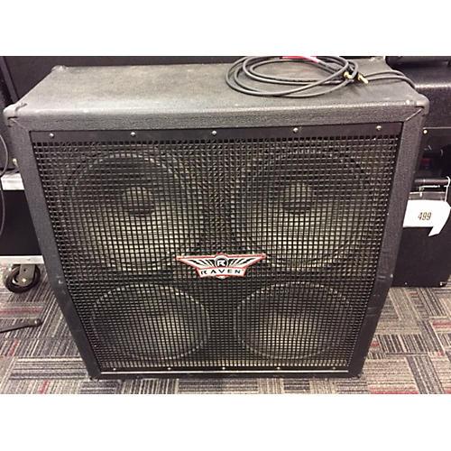 Raven RG412 4x12 Guitar Cabinet