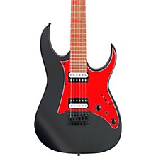 RG431HPDX RG High Performance Electric Guitar Flat Black