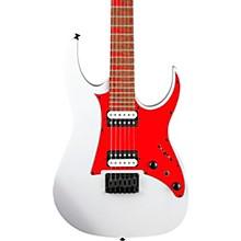 RG431HPDX RG High Performance Electric Guitar Matte White