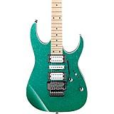 Ibanez RG470MSP RG Series Electric Guitar Turquoise Sparkle