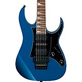 Ibanez RG550DX Genesis Collection Electric Guitar Laser Blue