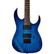 RG6003FM Electric Guitar Flat Sapphire Blue