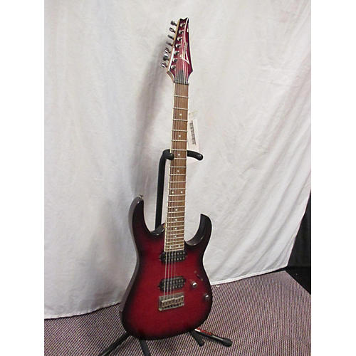 Ibanez RG7321FM 7 String Solid Body Electric Guitar