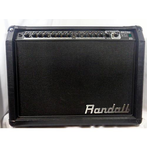 Randall RG75D Tube Guitar Combo Amp