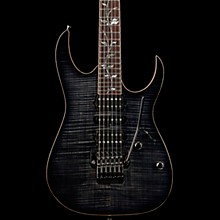 RG8570Z j.custom Electric Guitar Transparent Black