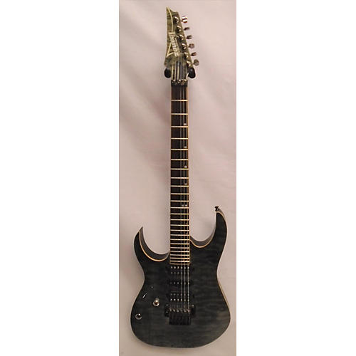 Ibanez RG870QMZ Premium LH Solid Body Electric Guitar