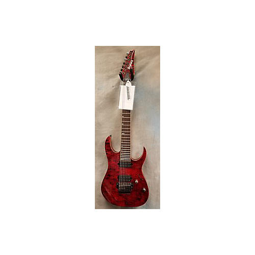 Ibanez RG927QMF Premium 7 String Solid Body Electric Guitar