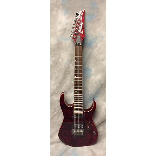 Ibanez RG927QMZRDT Solid Body Electric Guitar
