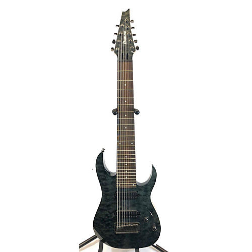 Ibanez RG9QM Solid Body Electric Guitar