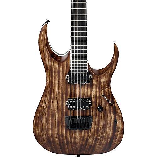 ibanez rga iron label rgaix6u 6 string electric guitar antique brown stained guitar center. Black Bedroom Furniture Sets. Home Design Ideas