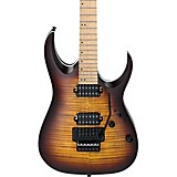 Ibanez RGA Series RGAR42MFMT Electric Guitar Flat Dragon Eye Burst
