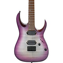 RGA series RGA42FM Electric Guitar Transparent Purple Burst Flat