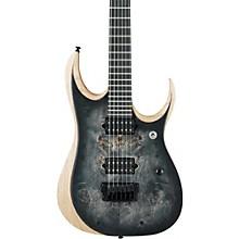 Ibanez RGD Iron Label RGDIX6PB Electric Guitar Level 1 Surreal Black Burst