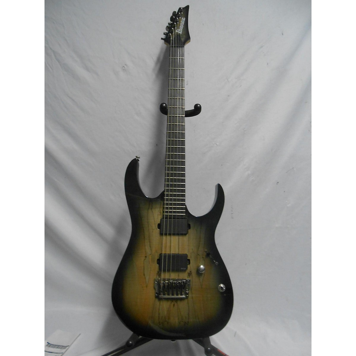 Ibanez RGIX20FESM Iron Label RG Series Solid Body Electric Guitar