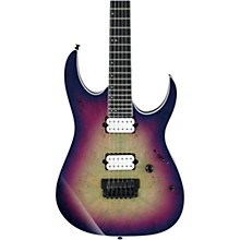 Ibanez RGIX6FDLB RG Iron Label Electric Guitar